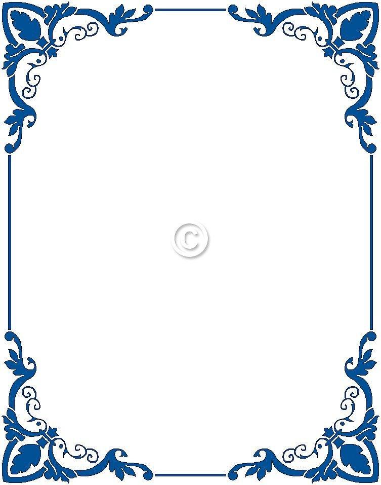 Border Template for Word Free Border Clip Art Clip Art