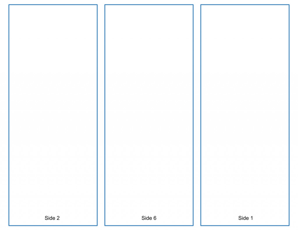 Brochure Template Google Doc Blank Tri Fold Brochure Template Google Slides Free Download