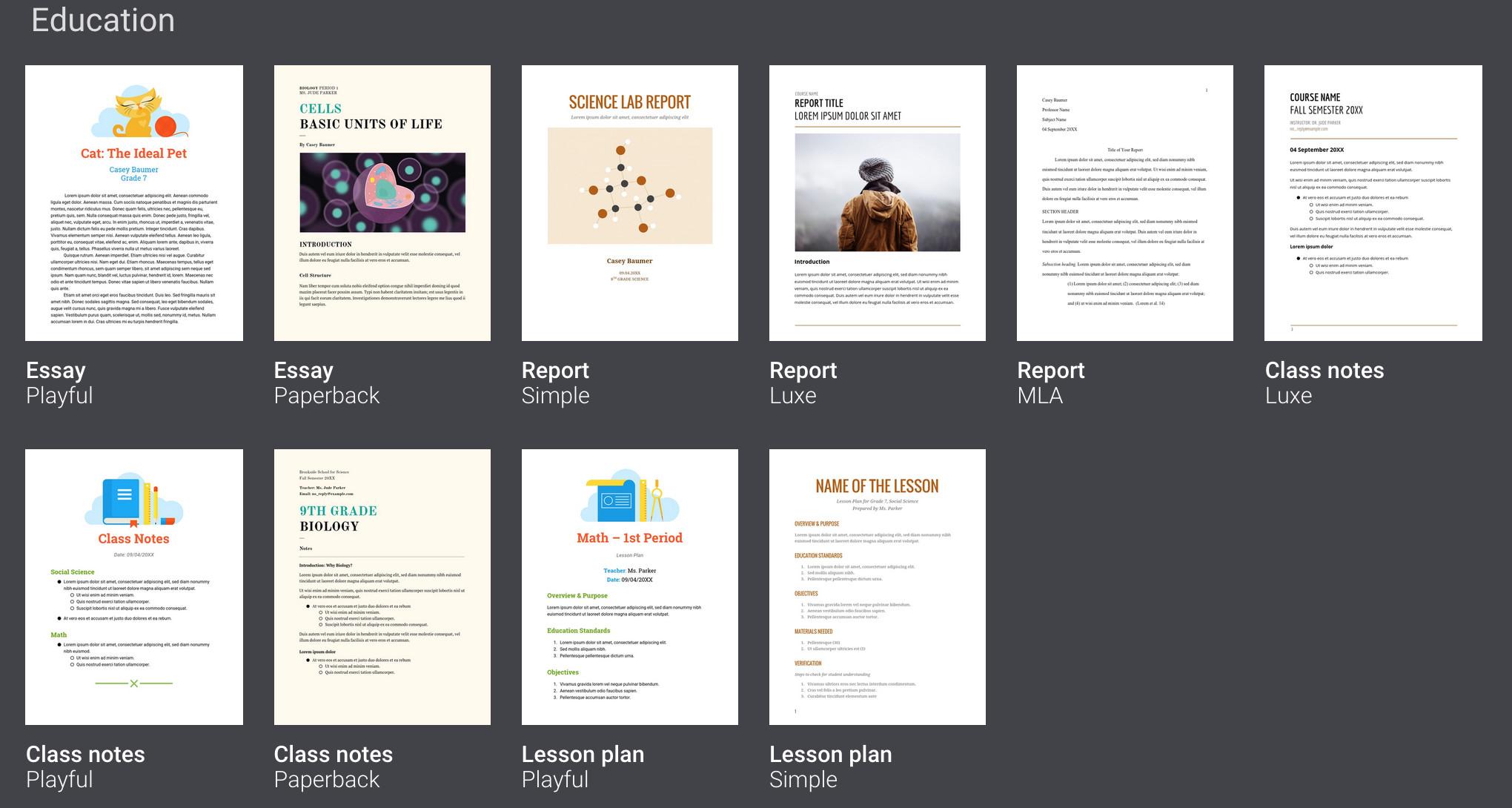 Brochure Templates for Google Docs Google Docs Brochure Template File Free Download