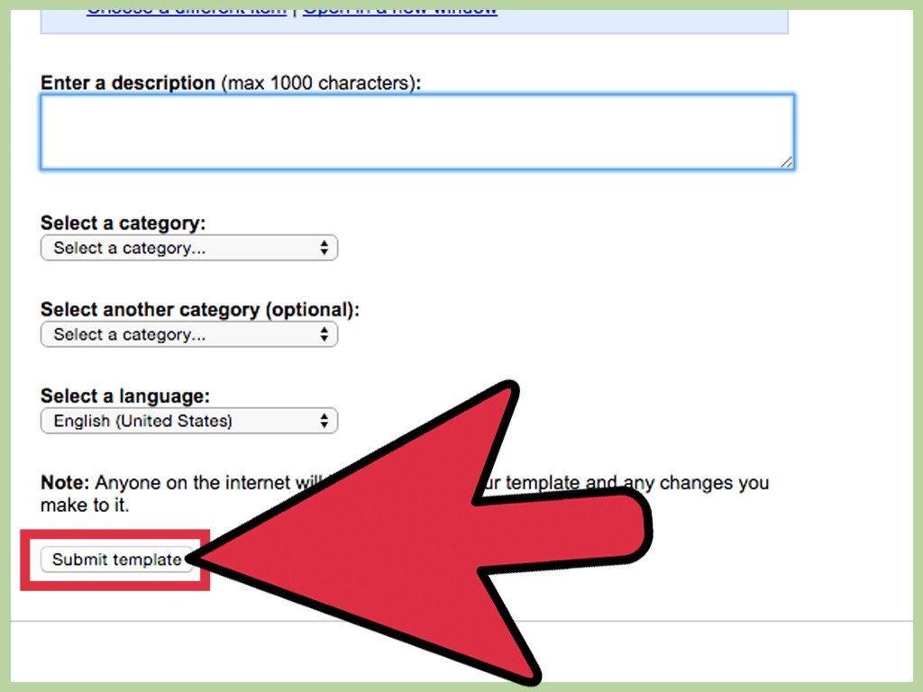 Brochure Templates for Google Docs How to Create A Template In Google Docs 13 Steps with