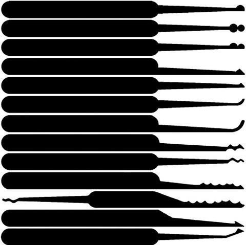 Bump Key Template Pdf Steel Strips for Making Lock Picks for Sale Ukbumpkeys