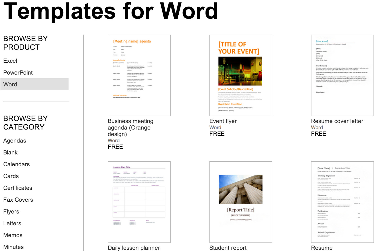 Business Hours Template Microsoft Word Over 250 Free Microsoft Fice Templates & Documents