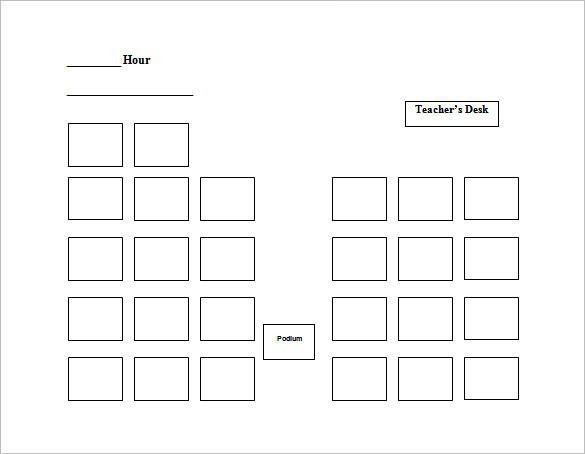 Cafeteria Seating Chart Template Free Printable Seating Chart Pics – Free Printable Wedding