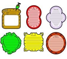 Calm Down Sandwich Template 25 Book Report Templates Extra Large Fun and Creative