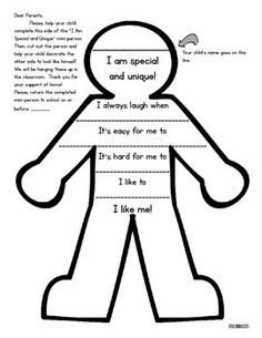 Calm Down Sandwich Template All About Me About Me and Graphics On Pinterest