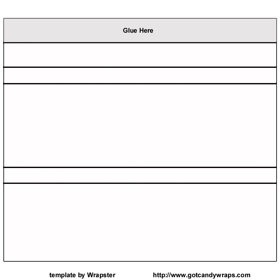 Candy Bar Wrapper Template Free Free Printable Candy Bar Wrappers Templates