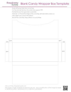 Candy Bar Wrapper Template Free Free Printable Chocolate Candy Bar Wrapper Box Template