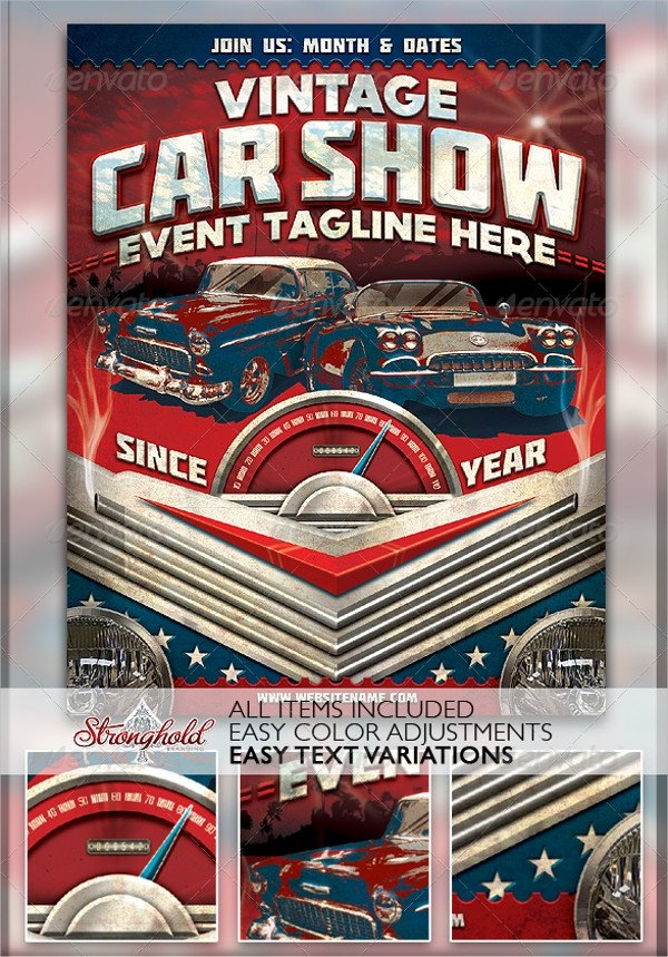 Car Show Flyer Template Free Car Show Flyer Template Psd Free Driverlayer Search Engine