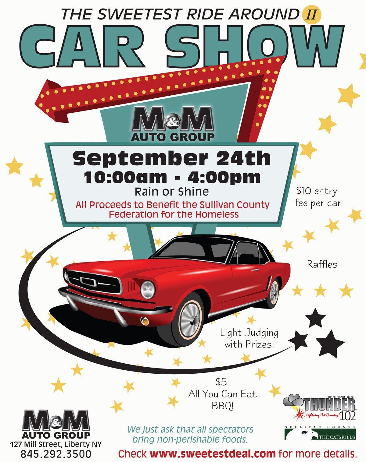 Car Show Flyer Template Free Car Show Flyers – Emmamcintyrephotography
