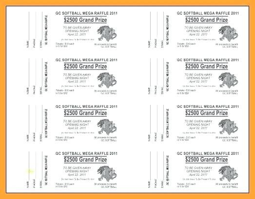 Car Wash Ticket Template Microsoft Word Template Free Printable Ticket for Kids Tickets Fundraiser