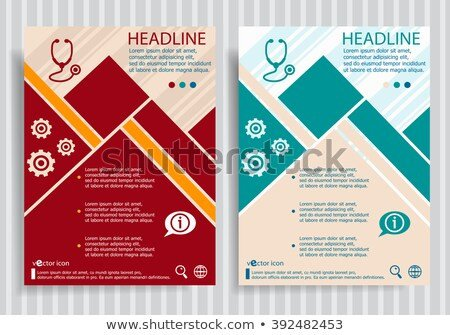 Cardiology Consult Template Cardiology Patient Stock Royalty Free