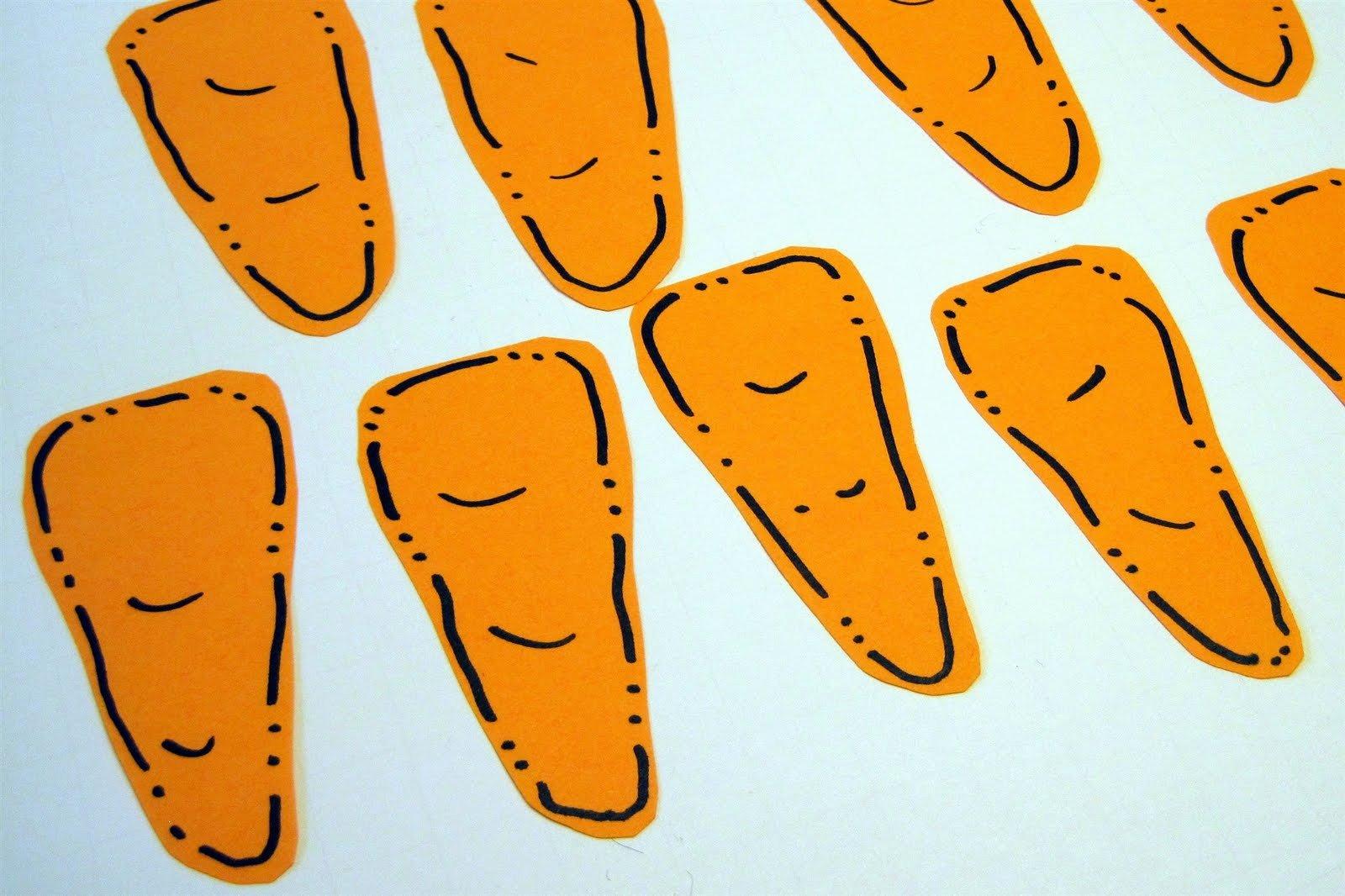 Carrot Nose Printable Artfully Arranged Disarray Cute Snowman Game