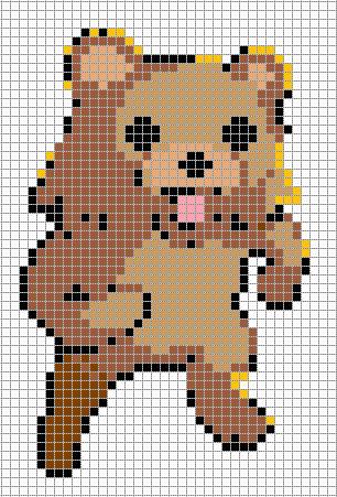 Cat Pixel Art Grid Pixel Art Minecraft Grid Nyan Cat Pedobear Pixel Art Grid