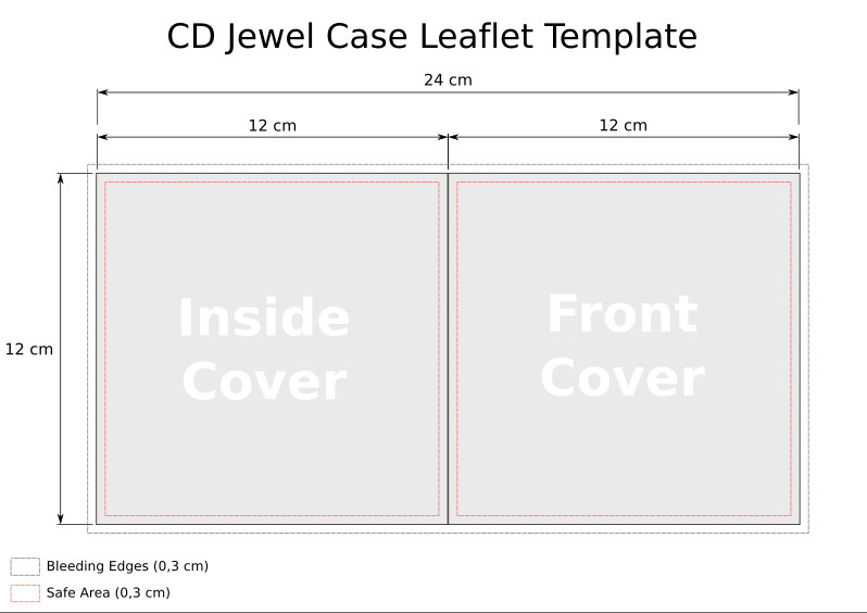 Cd Case Template Printable Vicky Cooper Cd Cover Template