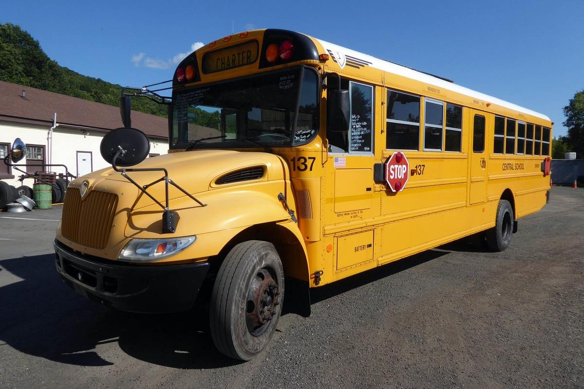 Ce 200 form New York 2006 International Ic Ce200 School Bus for Sale by