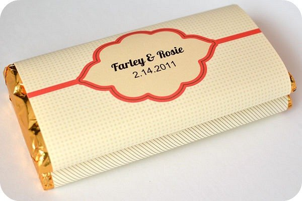 Chocolate Bar Wrapper Templates Candy Bar Wrapper Templates Free and Editable