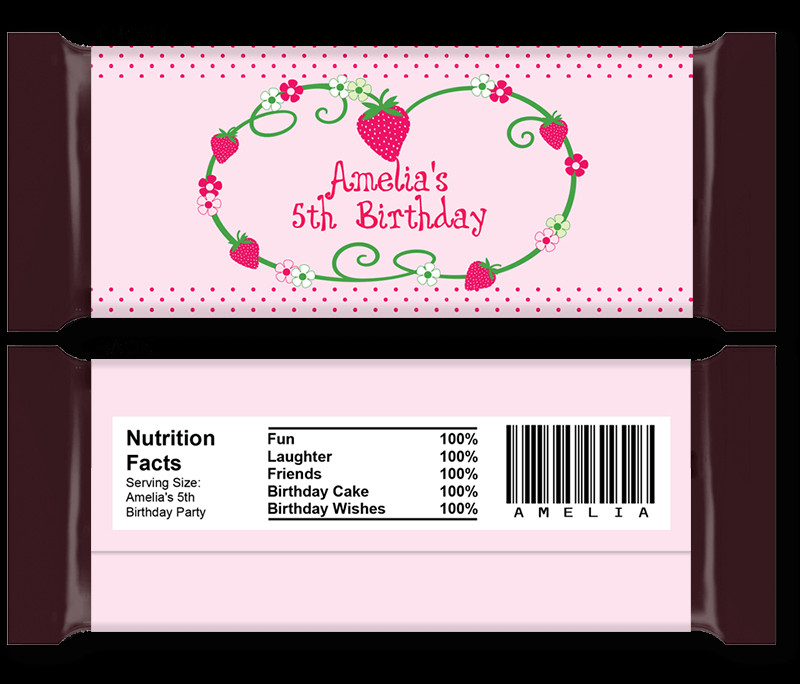 Chocolate Bar Wrapper Templates Diy Candy Bar Wrapper Templates Party Favors