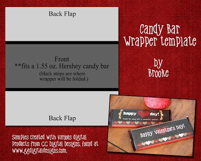 Chocolate Bar Wrapper Templates Easy Valentine Ideas and Free Templates the Crafting Chicks