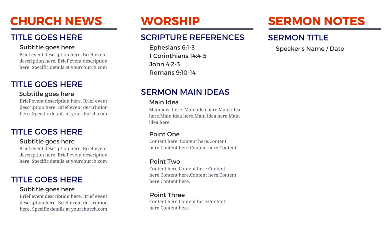 Church Bulletin Templates Microsoft Publisher 26 Of Church Bulletin Template Microsoft Word