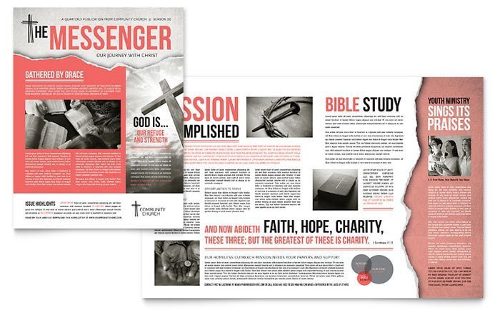 Church Bulletin Templates Microsoft Publisher Church Bulletin Templates Microsoft Publisher Templates