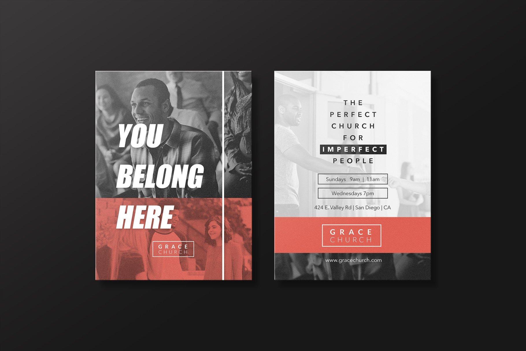 Church Invitation Cards Templates Church Essentials Invite Card Invitation Templates
