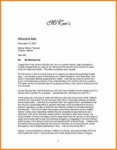 Church Membership Transfer Letter Church Re Mendation Letter for Member How to Write A