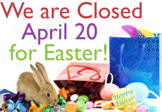 Closed Easter Sign Template Best S Of Closed Sign for Easter Easter Sunday