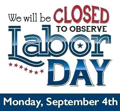 Closing Early Sign Template Labor Day Closing Sign Template Bebasimar