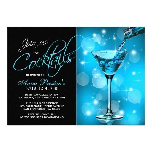 Cocktail Party Invitation Template 89 Best Birthday Party Invitation Templates Images On