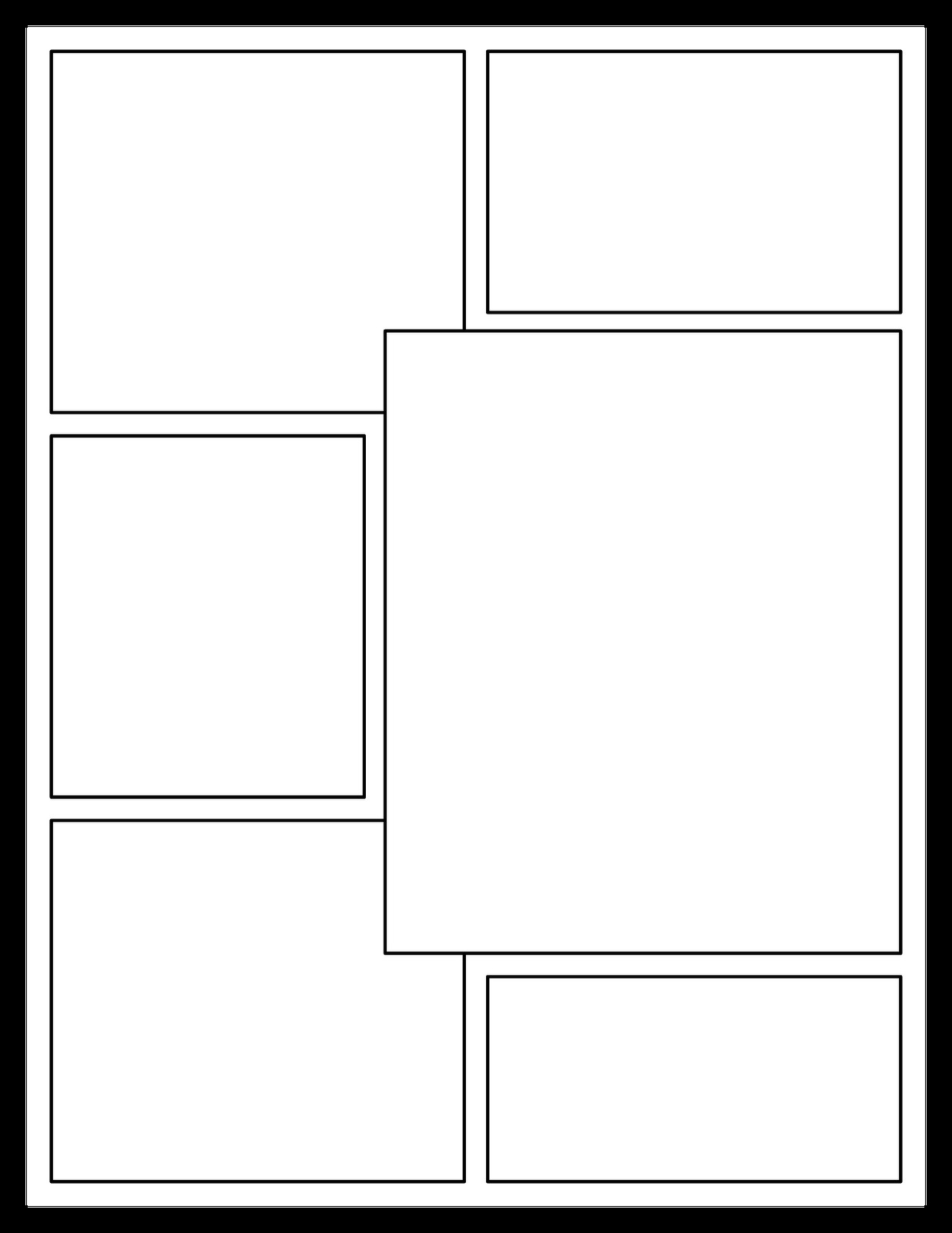 Comic Book Panel Template Mrs orman S Classroom Fering Choices for Your Readers