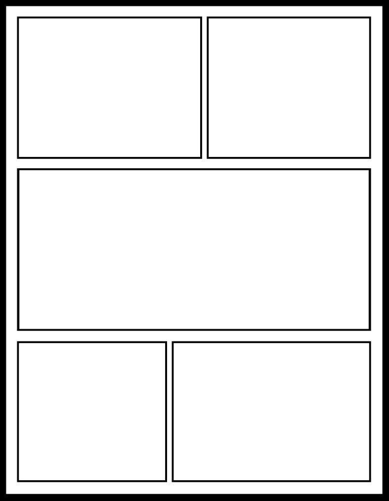 Comic Book Panel Template Pin by Diane S On Miscellaneous