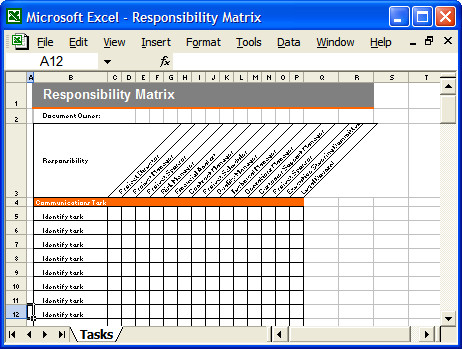 Communication Plan Template Excel Munication Plan Templates – Download Ms Word and Excel