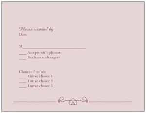 Confirmation Invitations Templates Free Confirmation Invites Vistaprint
