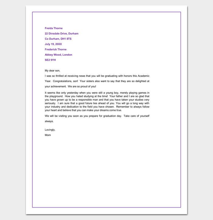 Congratulation Letter On Achievement Congratulation Letter Template 18 Samples for Word Pdf