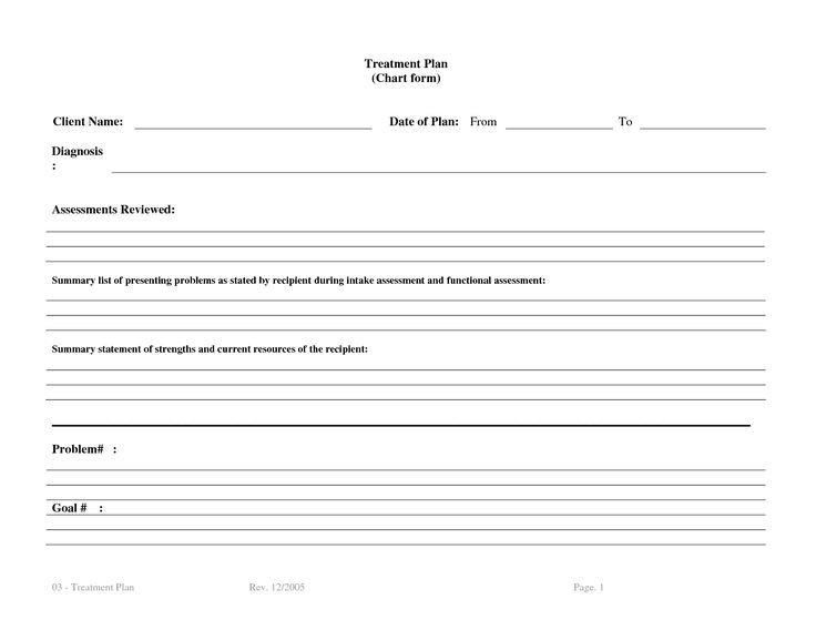 Counseling Treatment Plan Template Pdf Treatment Plan Template Bm4ucntx therapy