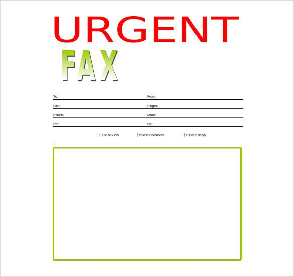 Cover Sheet Template Word 12 Word Fax Cover Sheet Templates Free Download