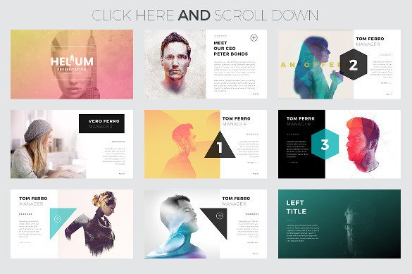 35 Creative Powerpoint Templates PPT PPTX POTX