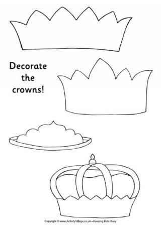Crown Template for King Best 25 Crown Template Ideas On Pinterest