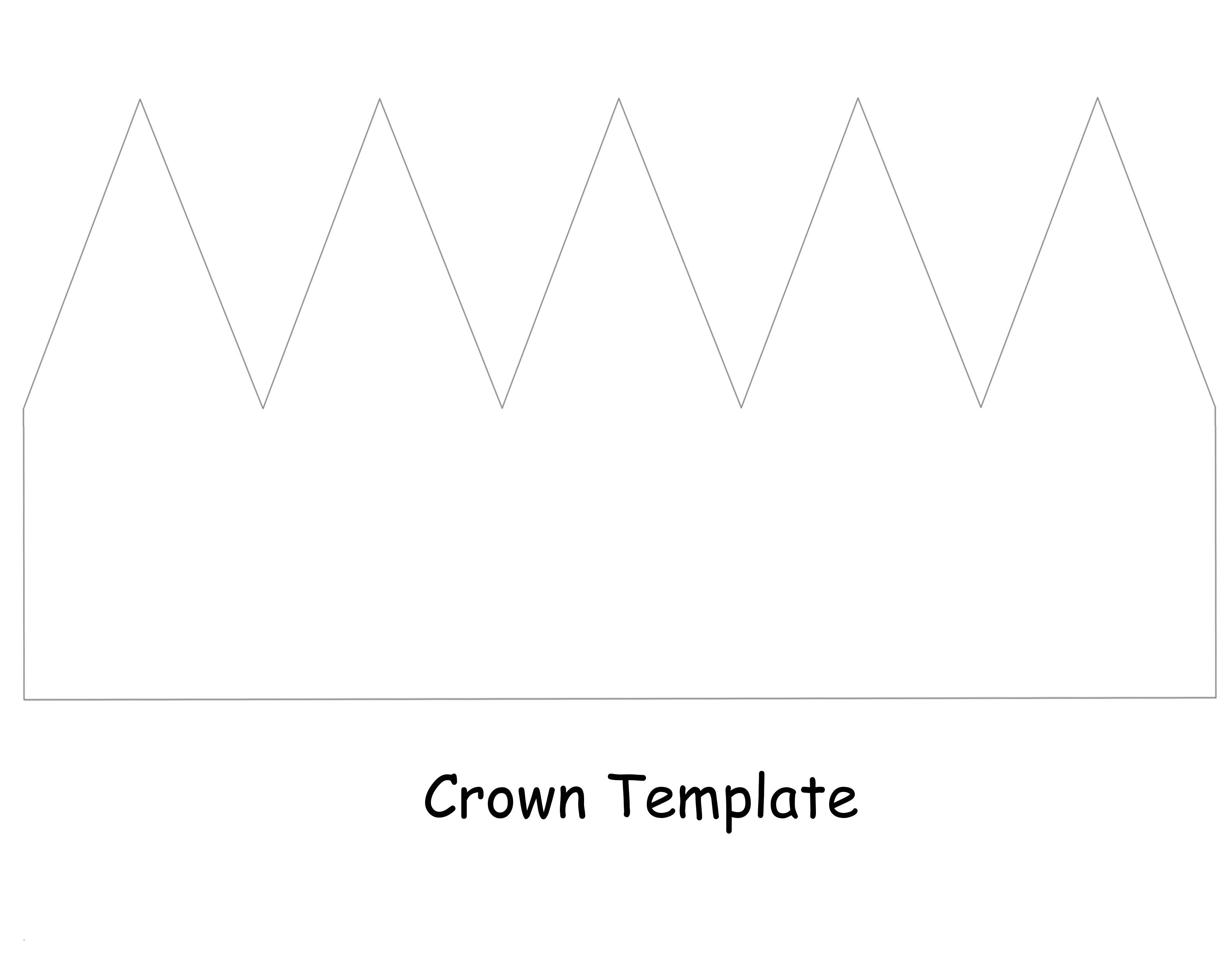 Crown Template for King Kings and Queens Of Miami – Diy Project Crowns and the