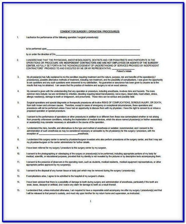 Db450 form Part C Dental Implant Removal Consent form Sample form Resume