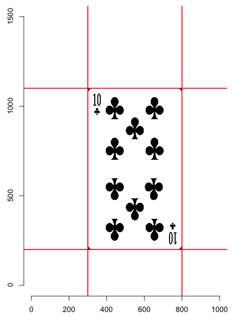 Deck Of Cards Template Playing Cards with R