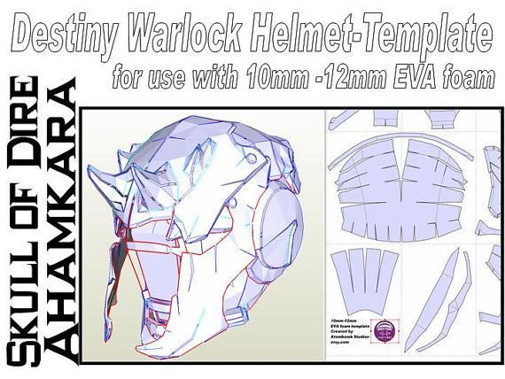 Destiny Hunter Armor Template 1000 Images About Destiny Cosplay On Pinterest