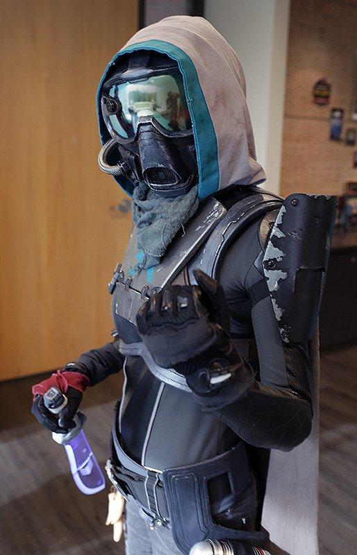 Destiny Hunter Armor Template Destiny Hunter Bladedancer Costume
