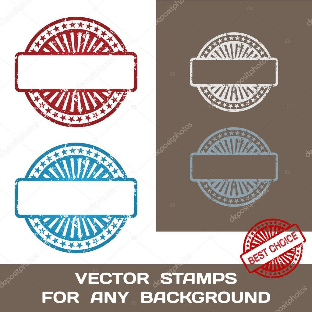 Digital Corporate Seal Template Corporate Seal Stamp Template Free Vesterogon