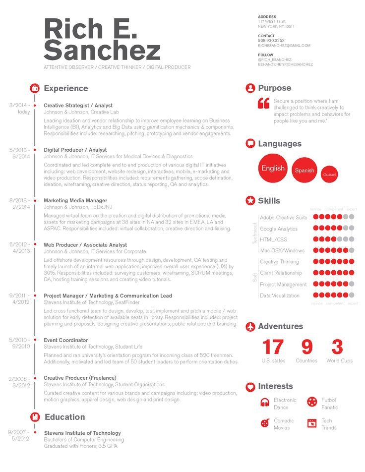 Digital Marketing Resume Fotolip Rich image and