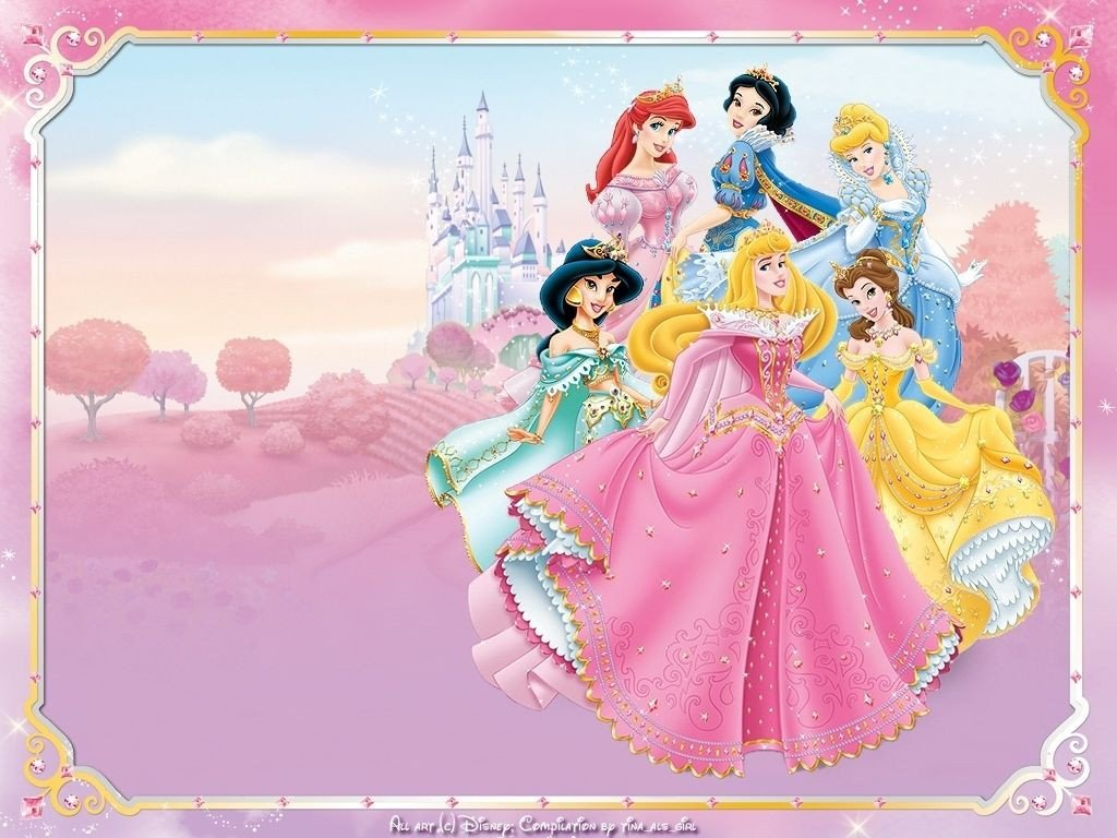 Disney Princess Invitation Template Free Printable Disney Princess Birthday Invitation