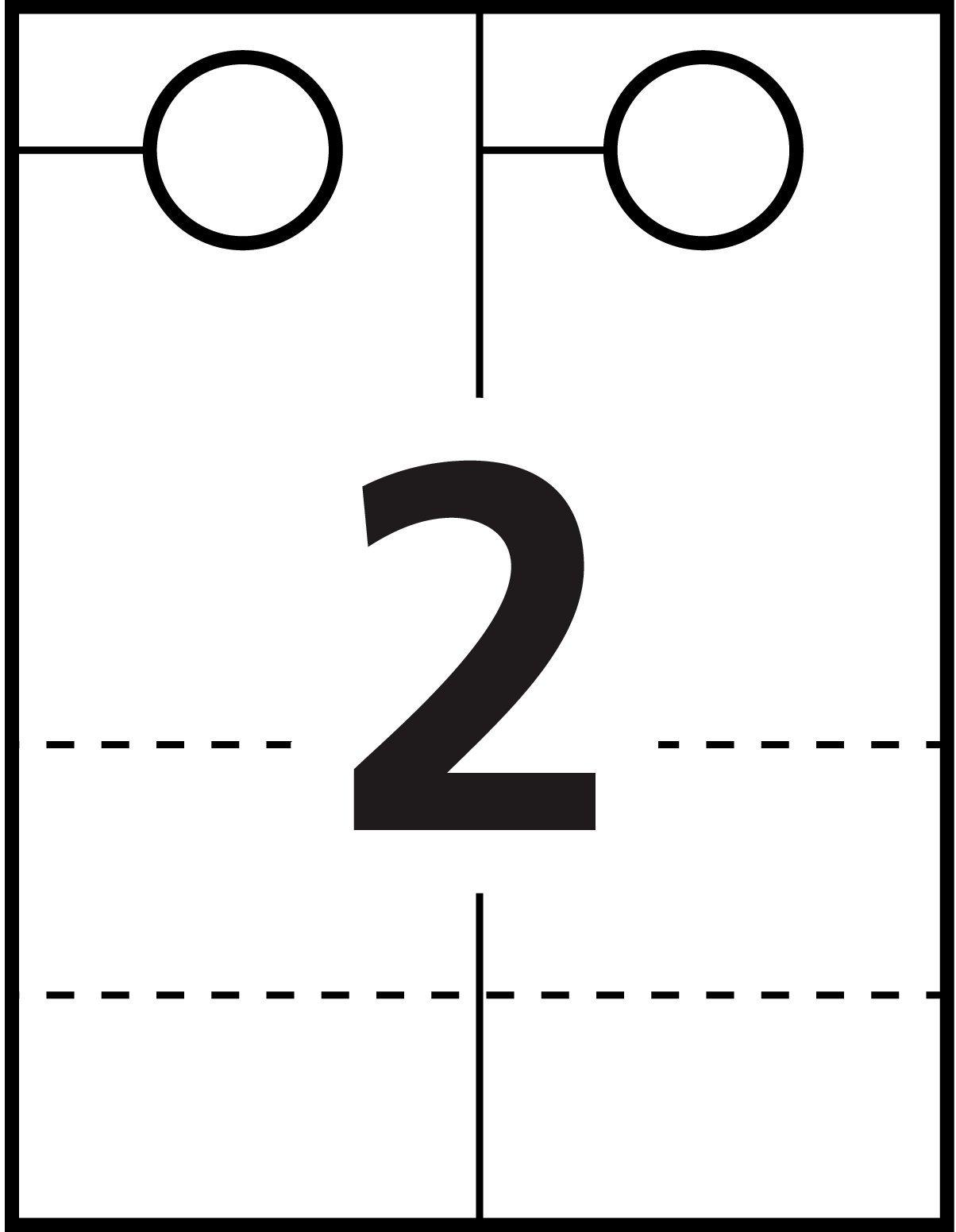 Door Hanger Templates for Word Free Cards Design Templates