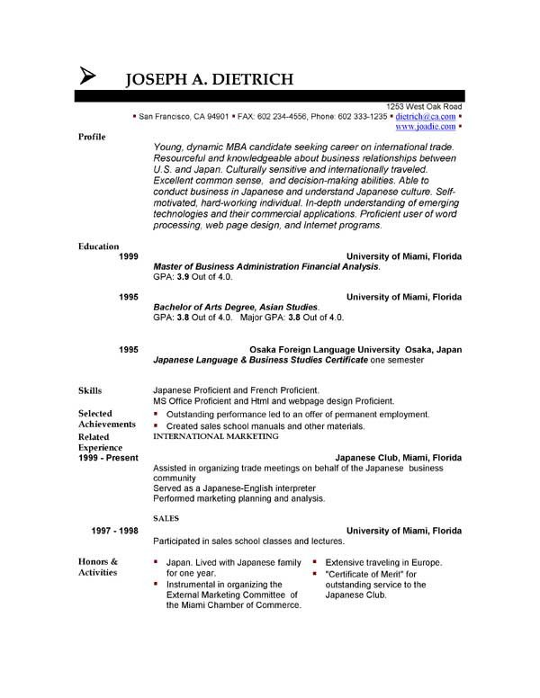 Downloadable Free Resume Templates Free Resume Template Downloads