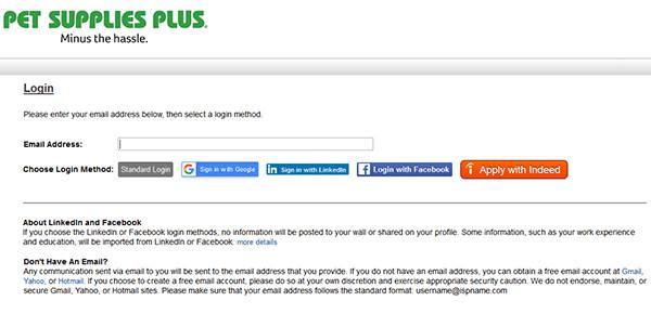 Easy Pickins Job Application Pet Supplies Plus Web 8