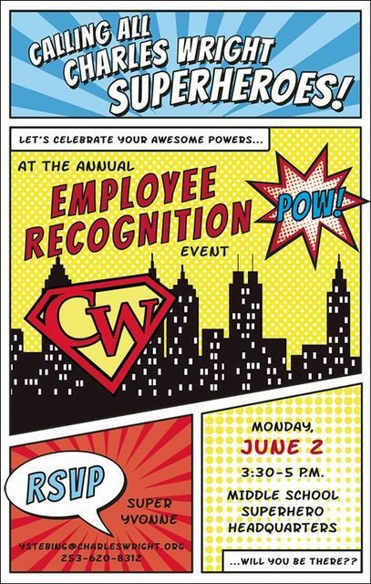 Employee Appreciation Day Flyer Template Employee Appreciation Day Template to Pin On